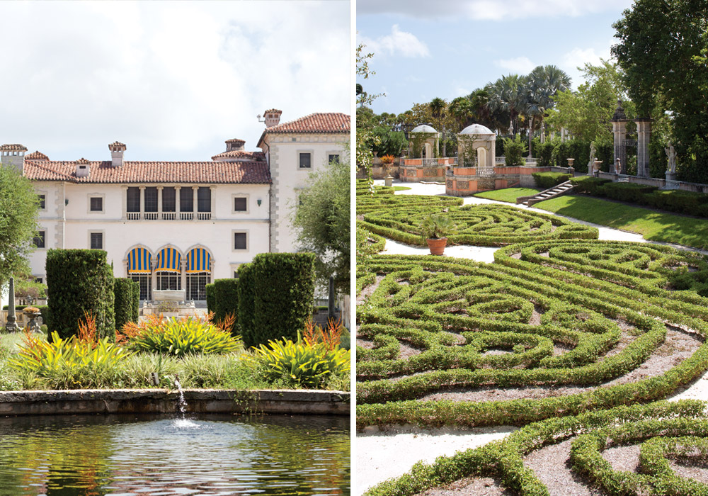 The Splendor of Vizcaya in Miami Florida Victoria Magazine