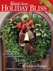 Holiday Bliss 2014 Cover Victoria magazine