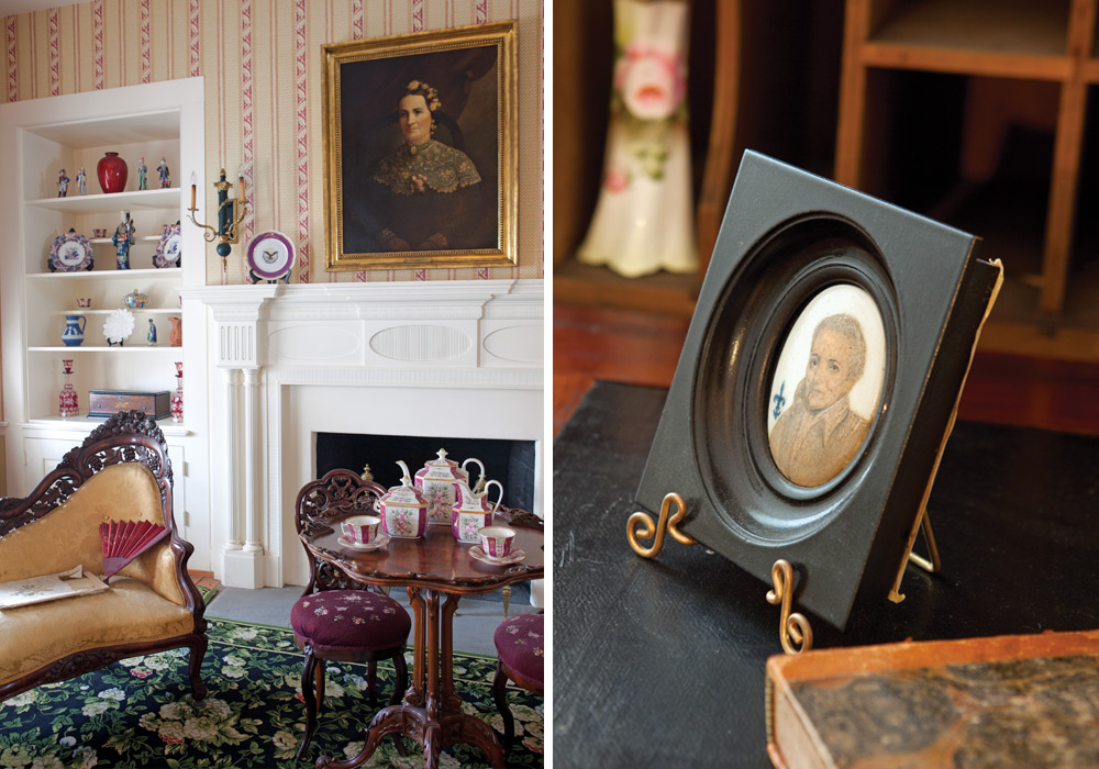 Mary Todd Lincoln House Victoria magazine