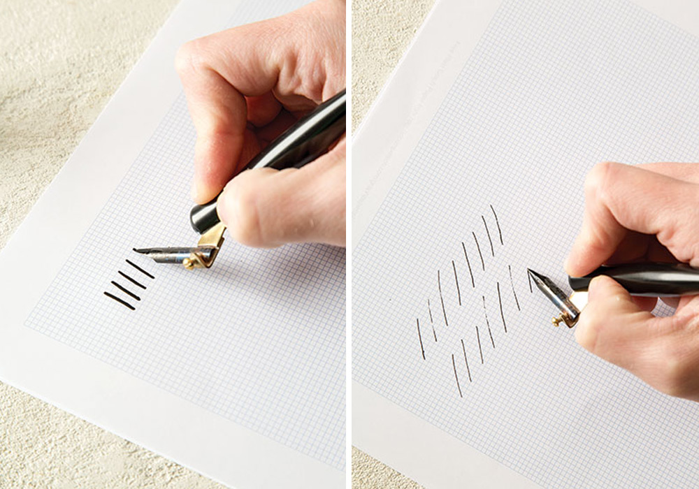 Calligraphy Steps