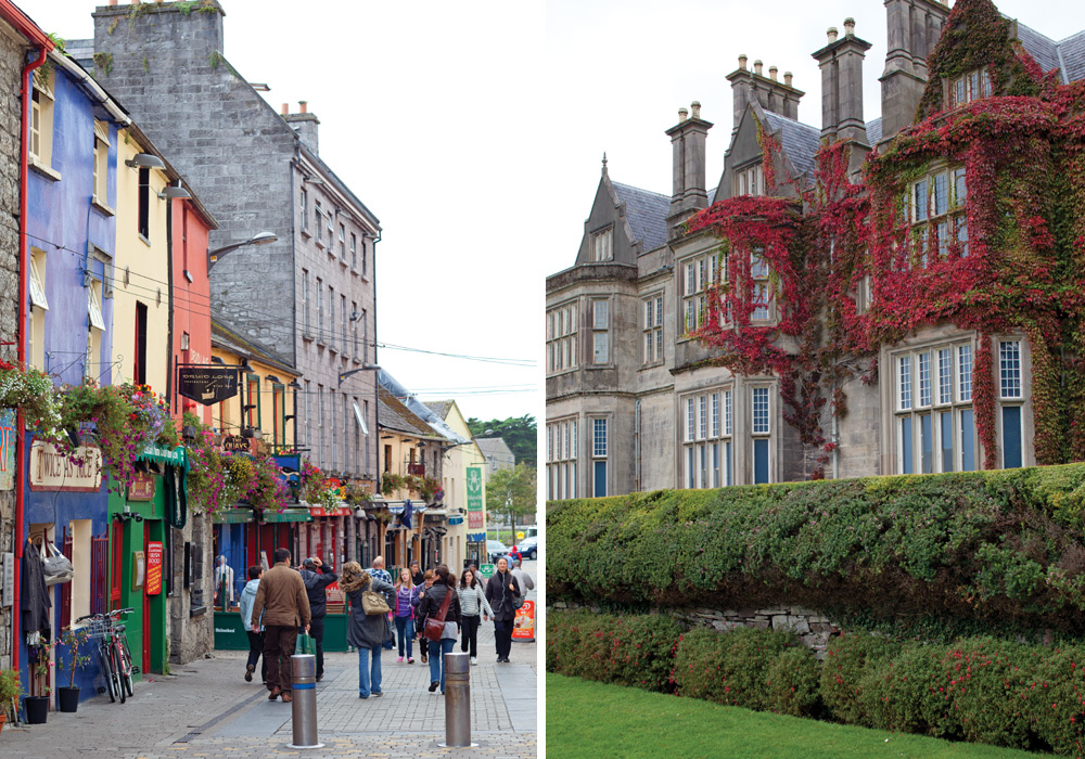 Galway and Muckross House
