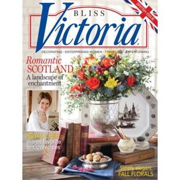Victoria September 2015 cover