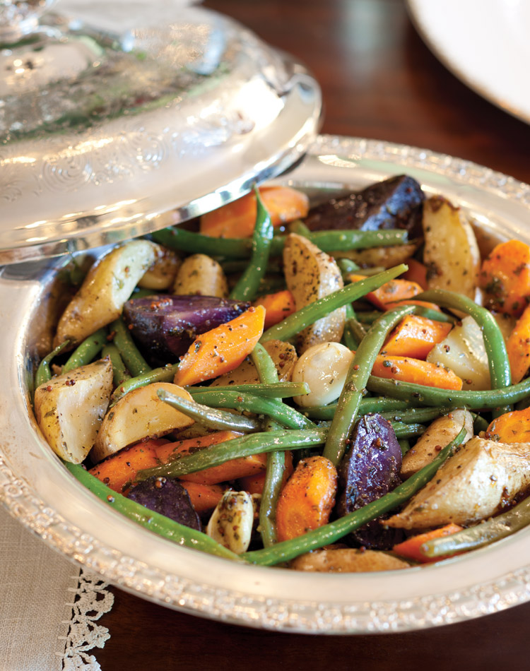 Side Dishes Root Vegetables