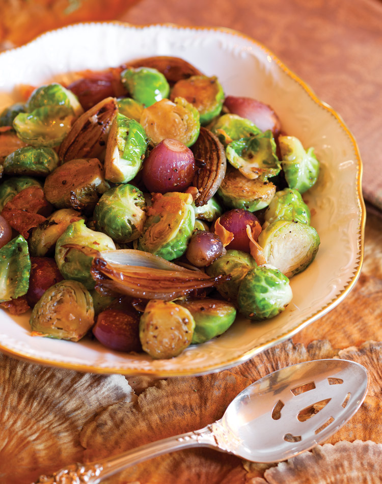 Side Dishes Brussels Sprouts