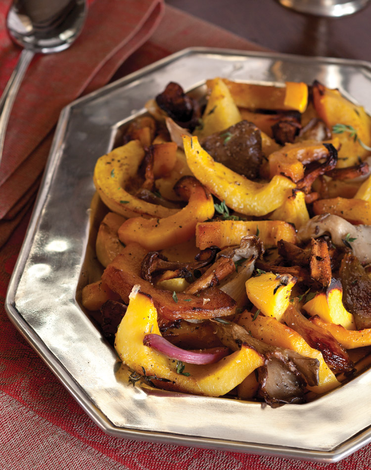 Side Dishes Winter Squash