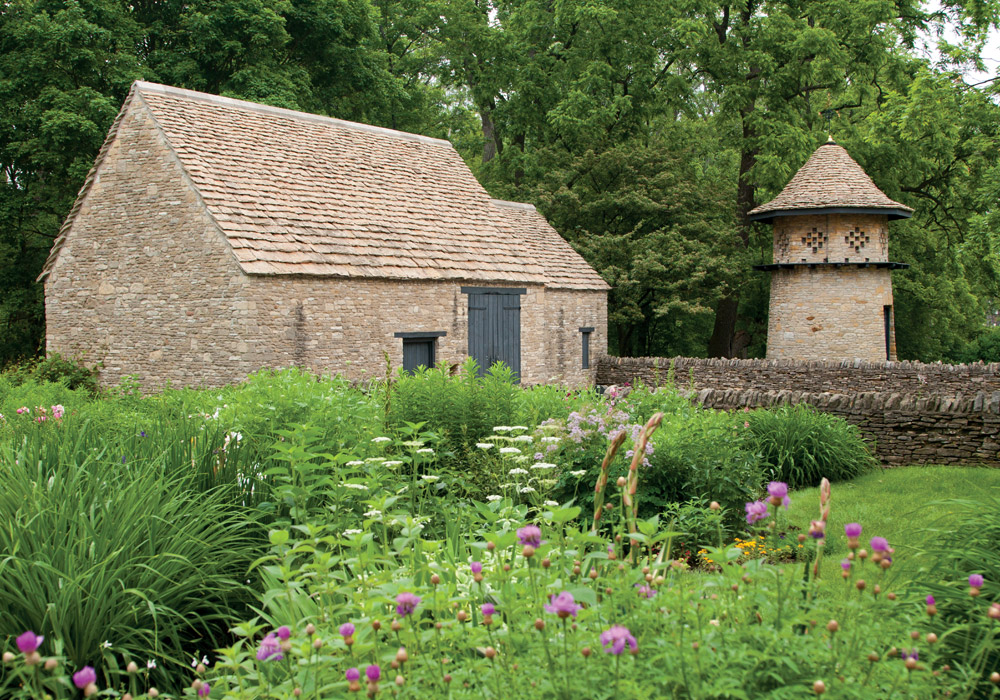 A Touch of England: Cotswold Cottage