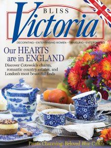 Victoria September 2016 Cover