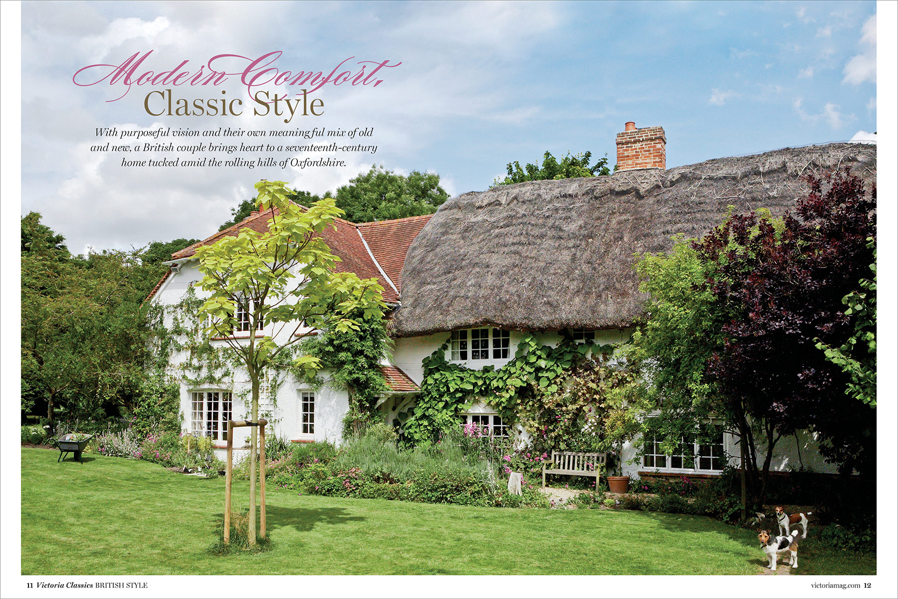 Peeling back the layers of British décor reveals hallmarks of quality, elegance, and simplicity in our British Style 2016 issue.