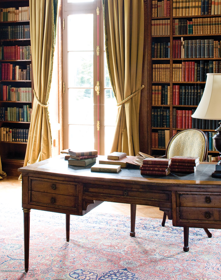The Mount, known as Edith Wharton's writing retreat, stands tall as an emblem of literary history.
