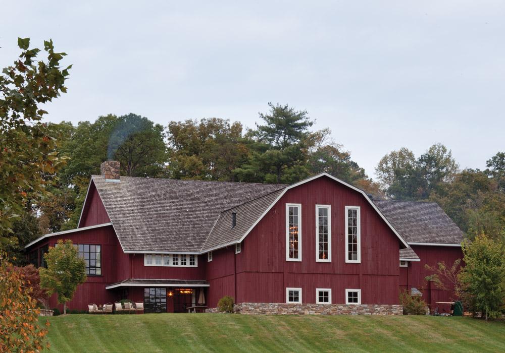 Blackberry Farm's idyllic setting.