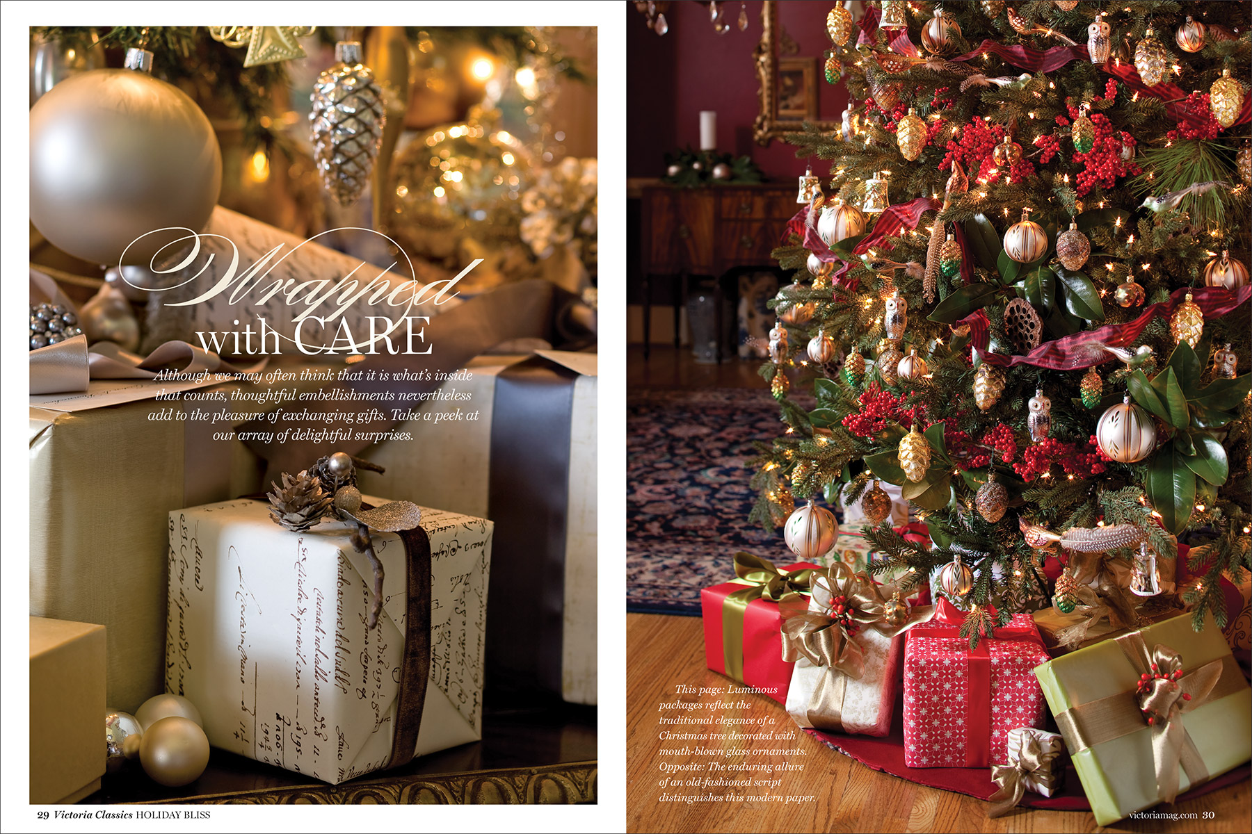 Holiday Bliss 2016 Issue