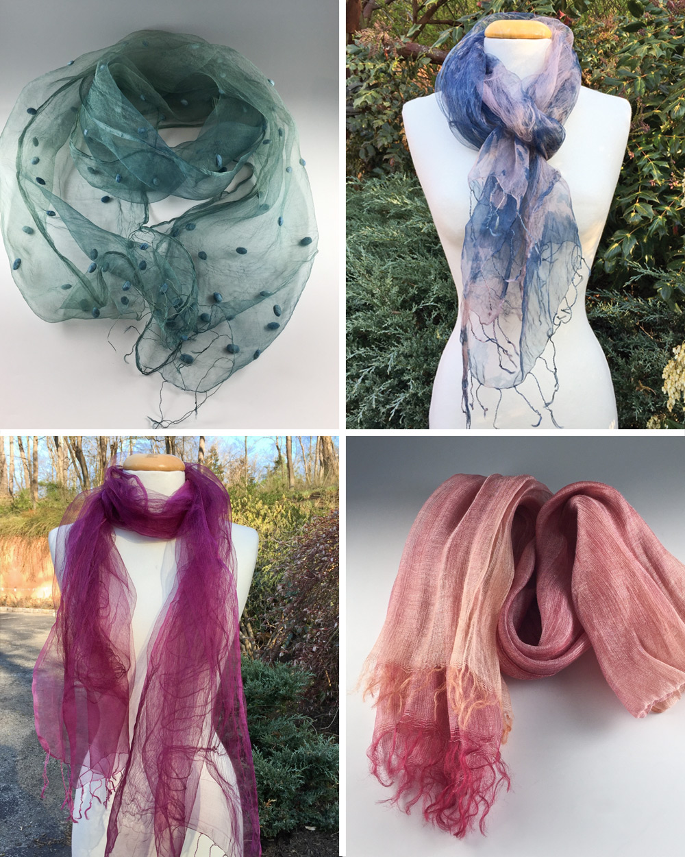 Scarves of Jane Porter