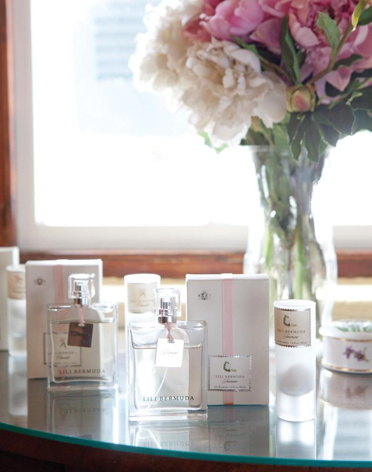 The Fragrance Inspirations of Lili Bermuda 3