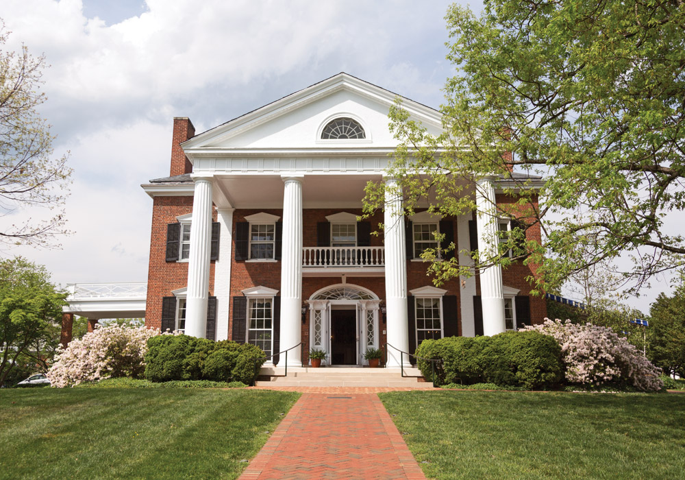 The Homes & Gardens of Charlottesville
