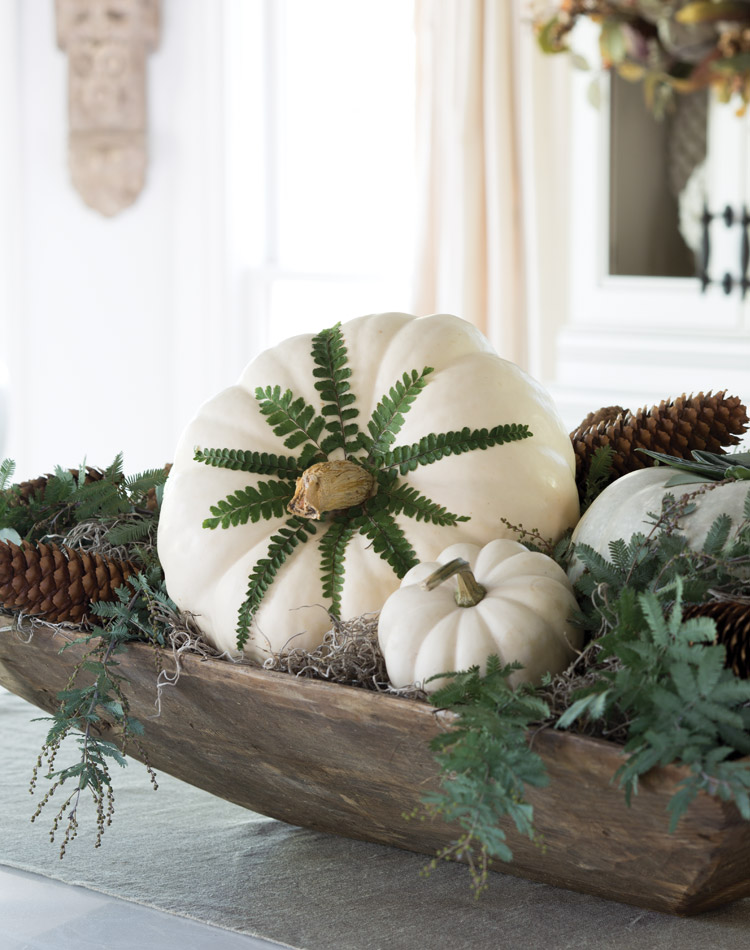 Six Ideas for Decorating with Pumpkins