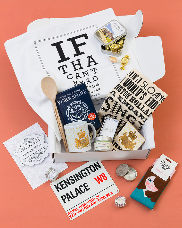Enter to Win The Ultimate British Lifestyle Box from Quaintly & Co