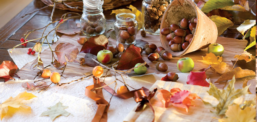 Ten Favorite Autumn Décor Ideas