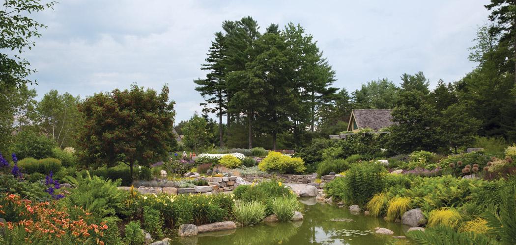 Discover Coastal Maine Botanical Gardens