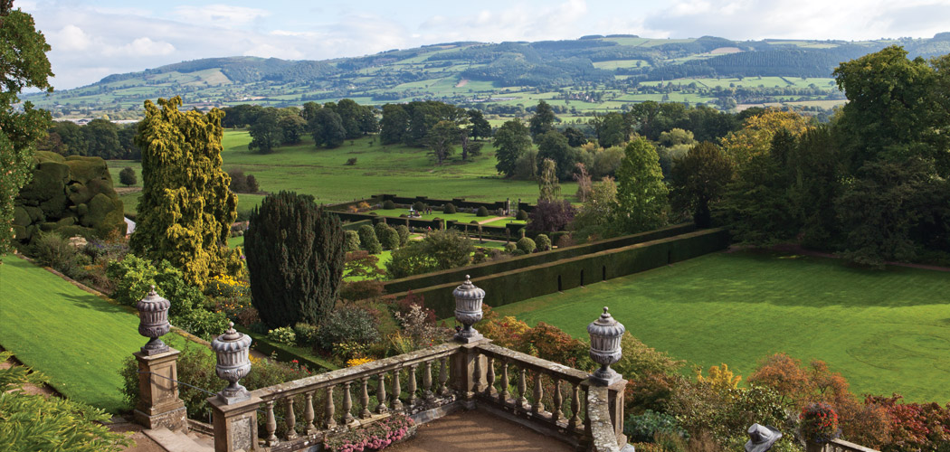 HISTORIC POWIS CASTLE AND GARDENS