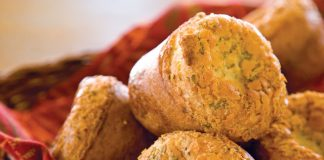 Garlic-and-Herb-Popovers-Recipe