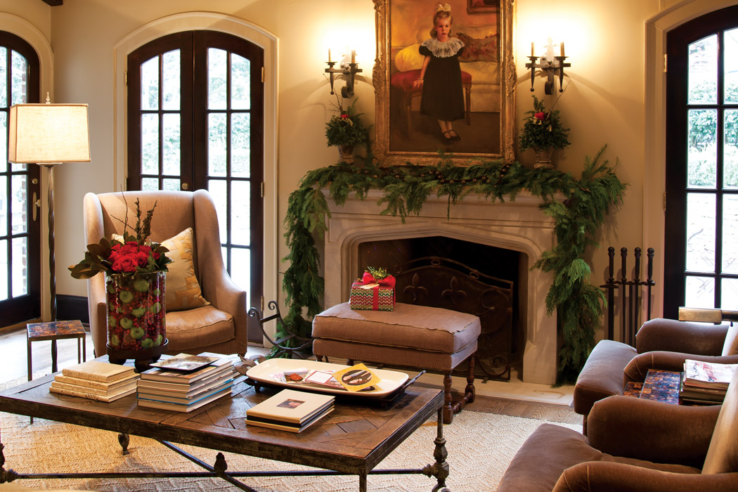Home Christmas Decorating Service
