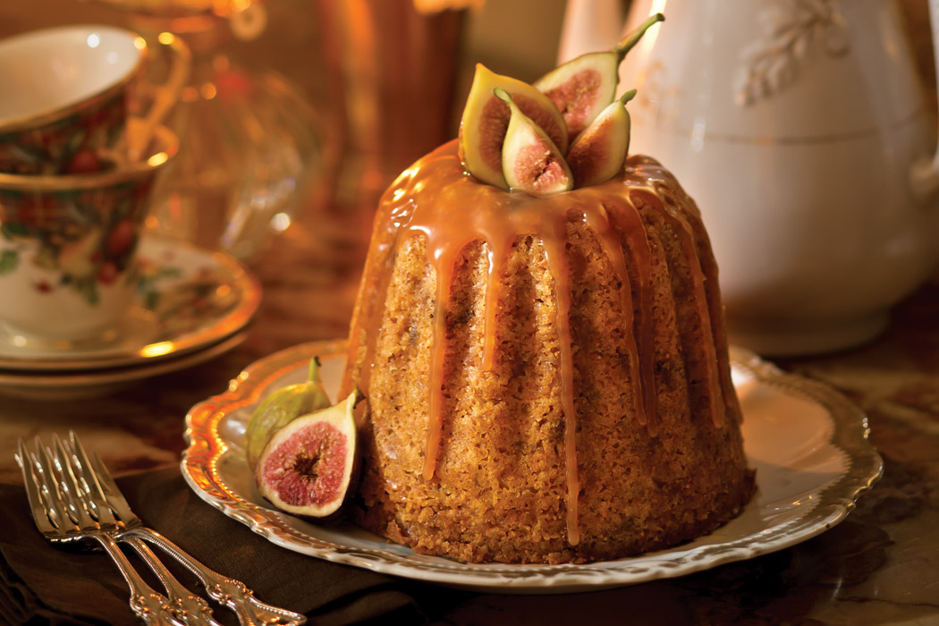 Steamed Fig Pudding Recipes — Dishmaps