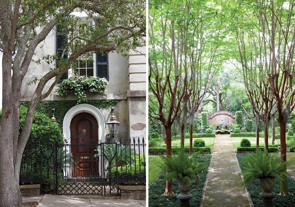 Charleston Gardens Tour