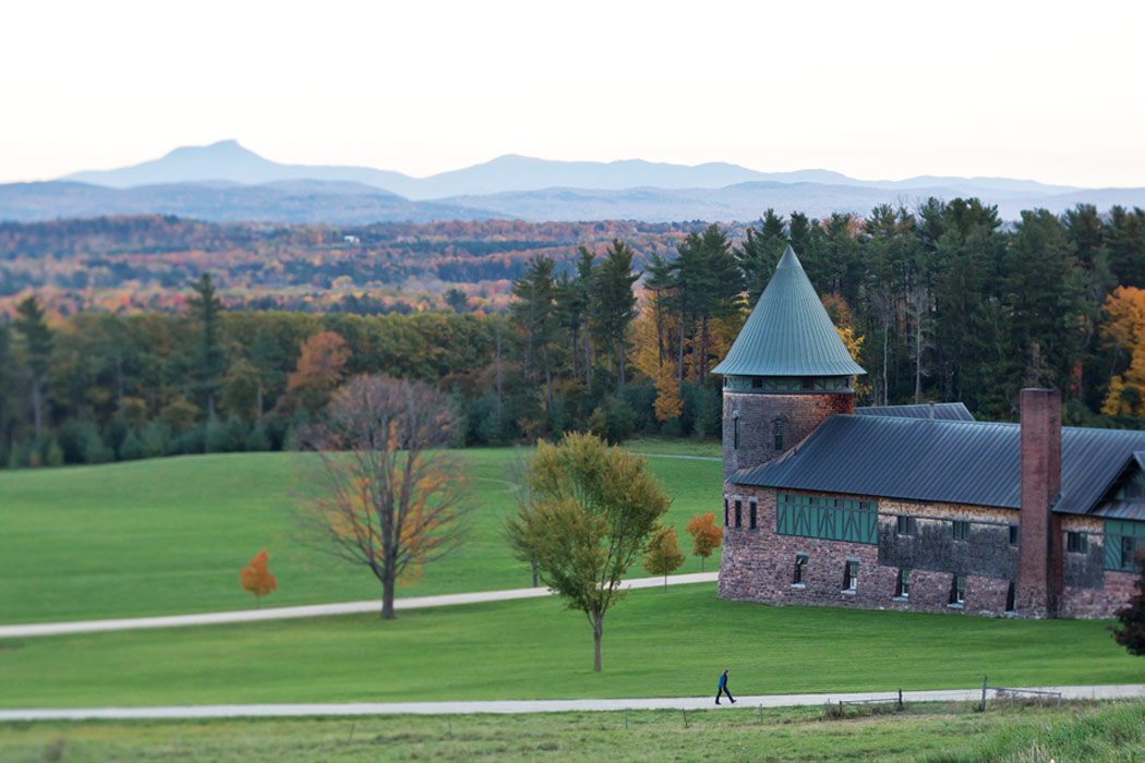 Cultivating Conservation At Vermonts