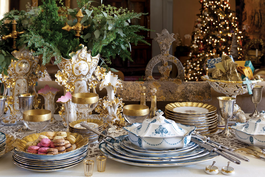 Ten Ideas for Holiday Decorating - Victoria Magazine