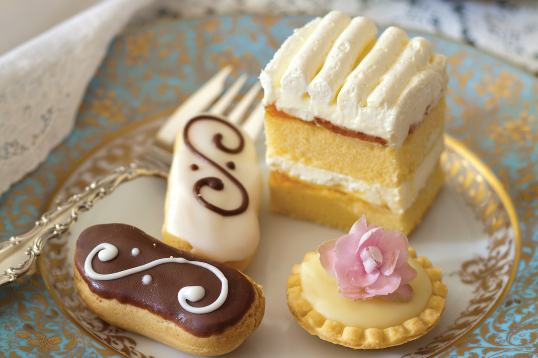 Desserts To Indulge In For Afternoon Tea Victoria Magazine