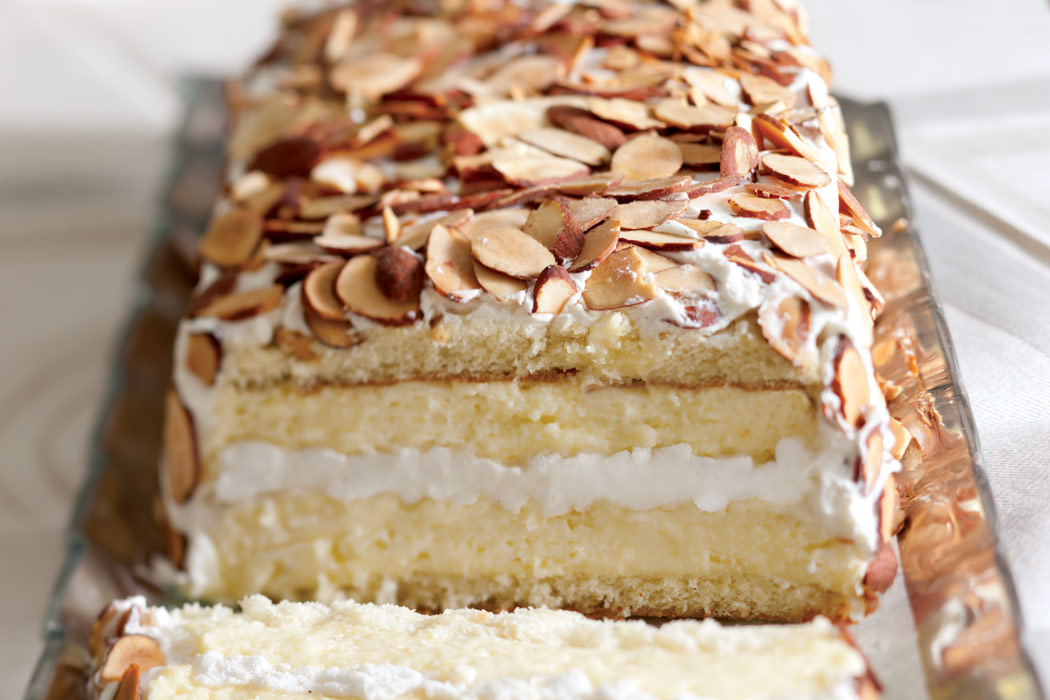 Vanilla Loaf Cake Recipe