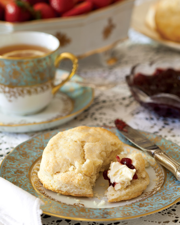 how to make afternoon tea recipes
