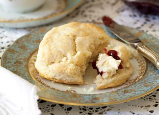 Scones Winter's Warming Cup