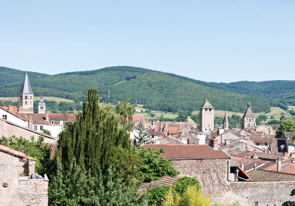 Tour des Fromages, a tower once used for ripening cheese—yields panoramic views of the surrounding valley