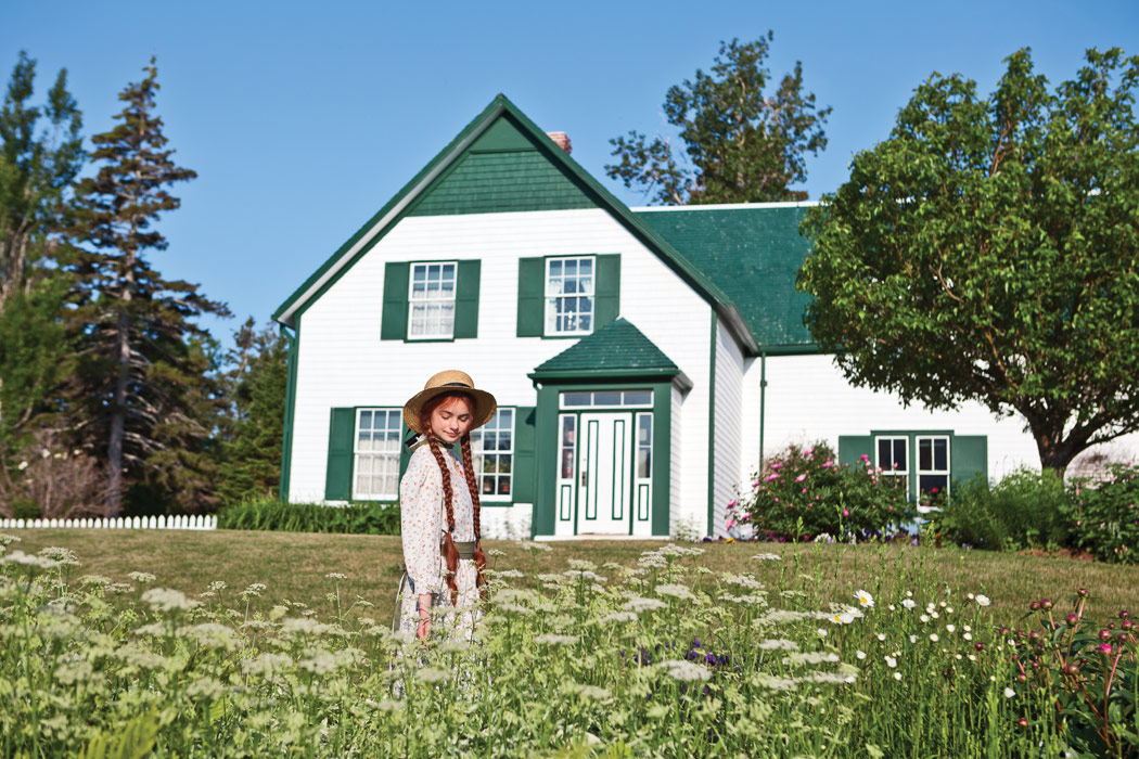 Exploring the world of anne of green gables victoria for Anne la maison aux pignons verts dvd