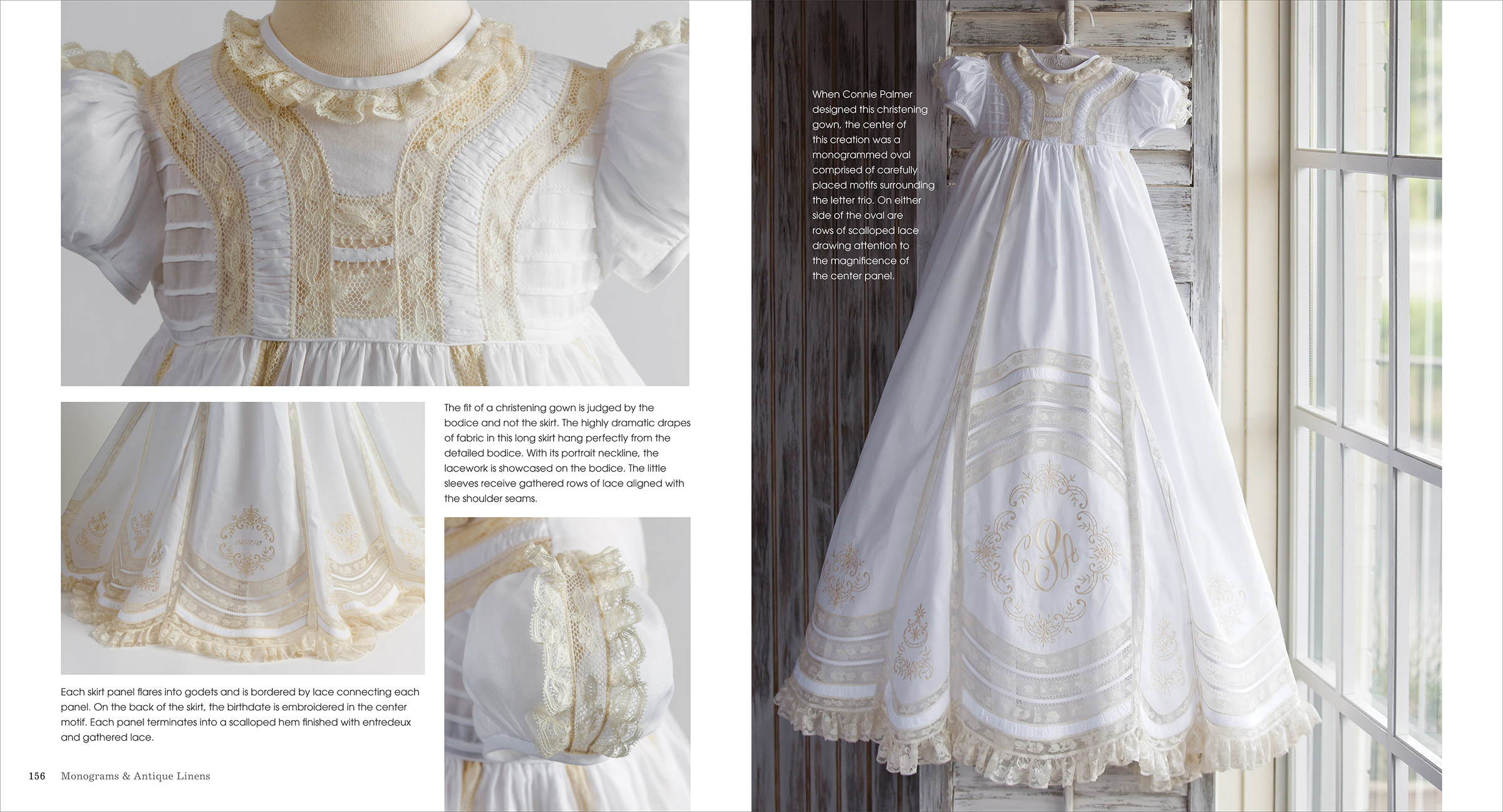 Monograms and Antique Linens Special Preview