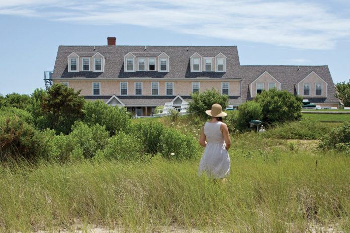 The charming inns of Nantucket.