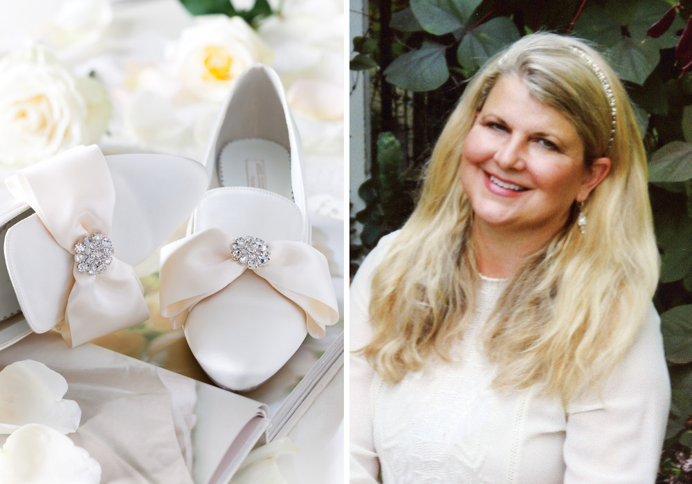 In the midst of wedding season, our thoughts turn to artisan and entrepreneur Arbie Goodfellow, who was featured in this year's Business of Bliss.