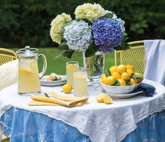 Sipping a perfectly sweetened glass of lemonade beneath a canopy of trees just might be the quintessential expression of summertime leisure. And with flavorful varieties from which to choose, the enjoyment can last all season long.