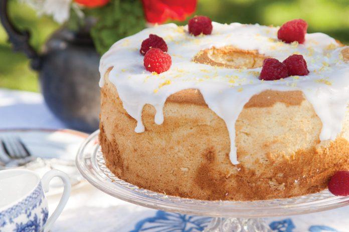 8ef365dee68a Lemon Chiffon Cake Recipe - Victoria Magazine