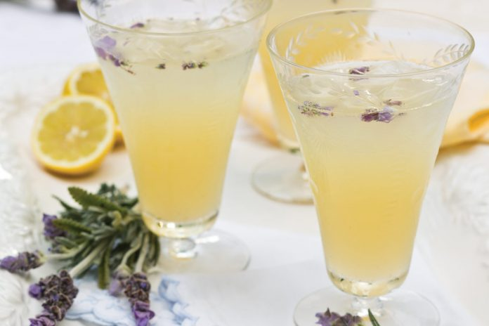 For an enchanting afternoon in the company of friends, fill a pitcher with this refreshing Lavender Lemonade and the hours with conversation.