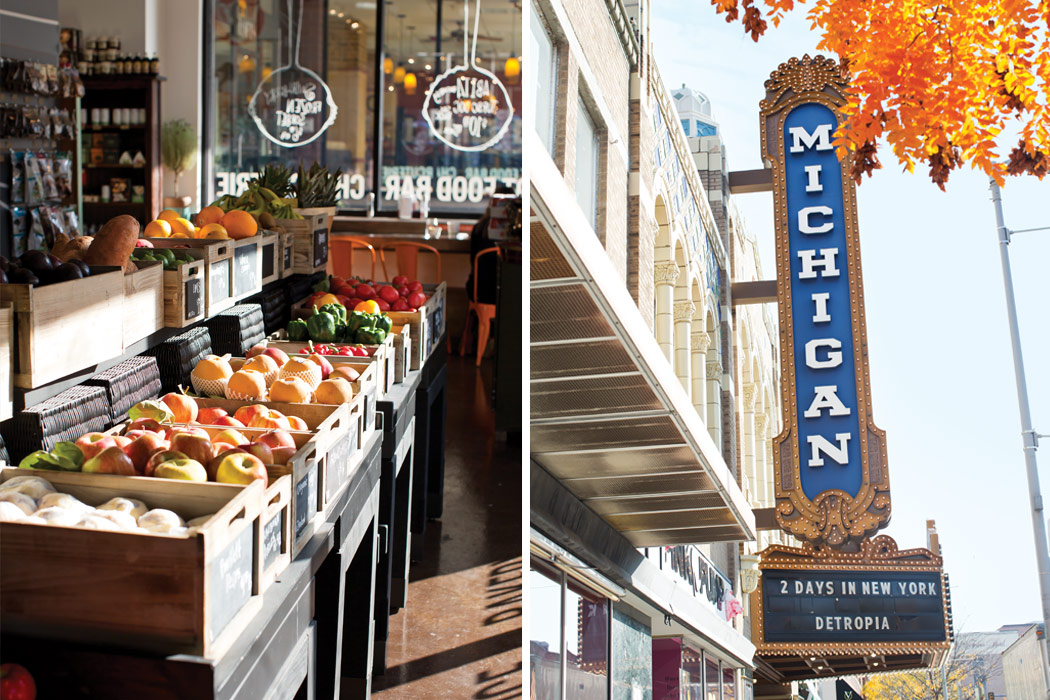One of Michigan's rare gems, refreshing Ann Arbor is a bustling and beautiful locale just west of Detroit.