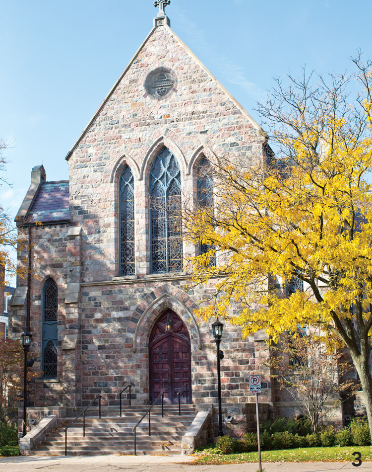 The First Congregational Church of Ann Arbor