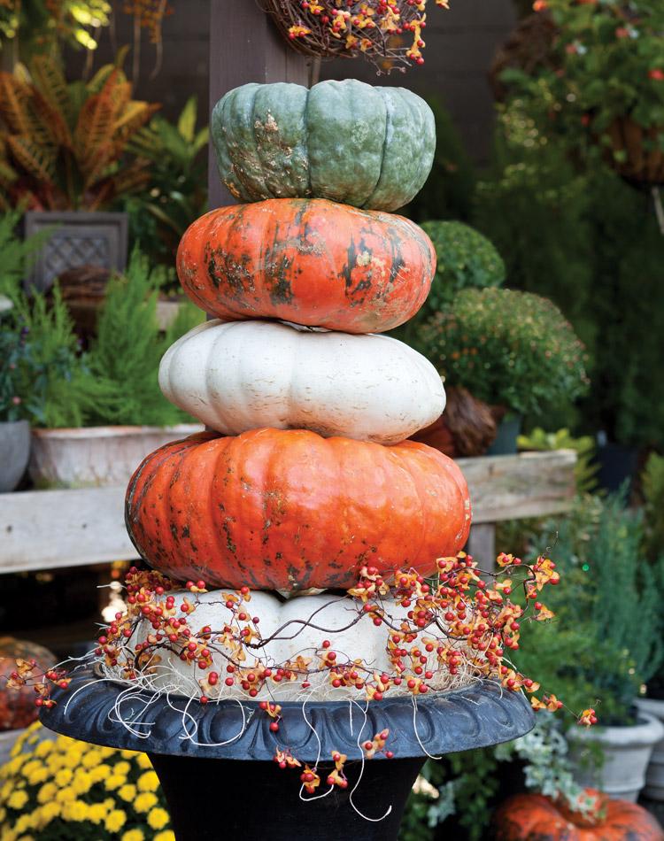 Ten Favorite Autumn Decor Ideas