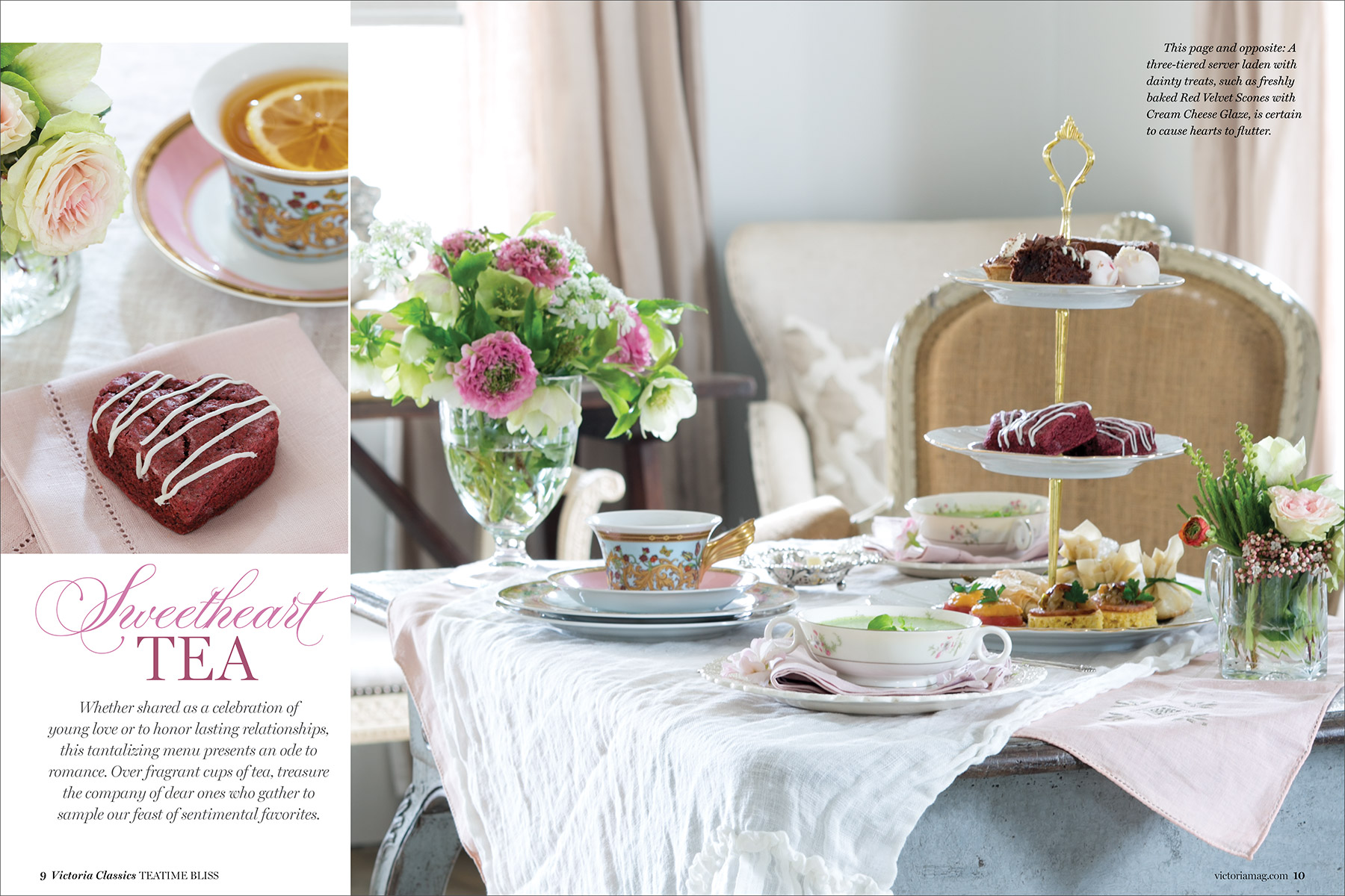 Victoria Teatime Bliss Issue