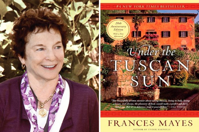 Q&A with Author Frances Mayes