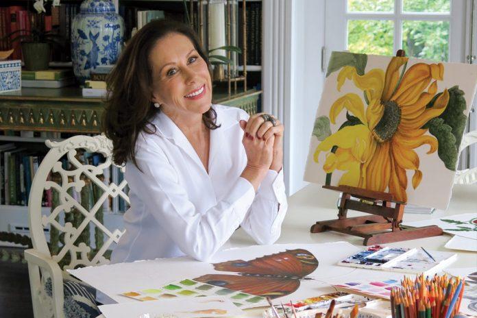 Carolyne Roehm, Artist in Residence 2017