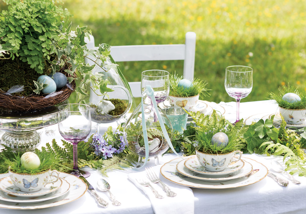 An Invitation to the Easter Table