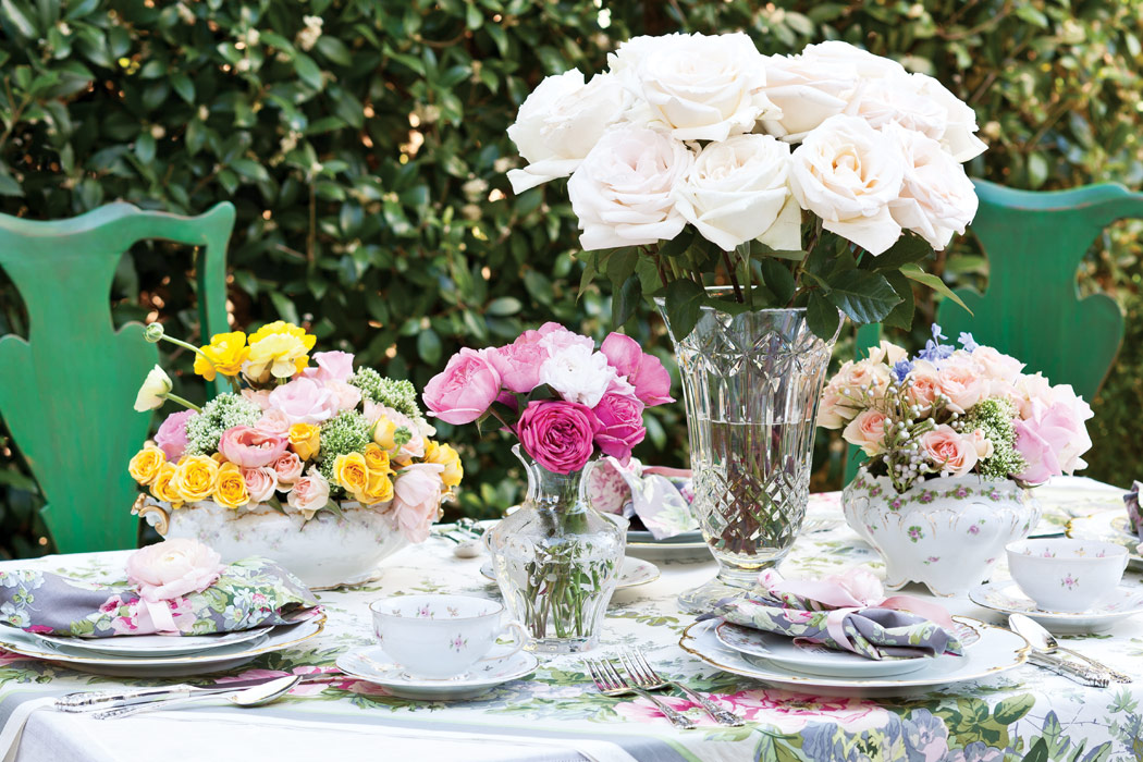 Afternoon Tea Party for Mothers and Daughters