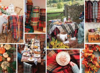Inspired Style: Mad About Plaid